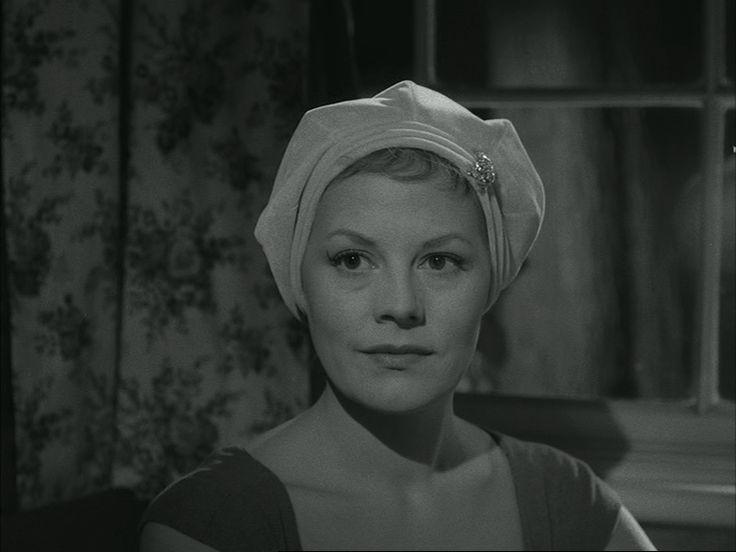 Som Ina i Amor i telefonen 1957