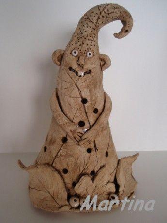 Keramika - Skřítek - P4102308