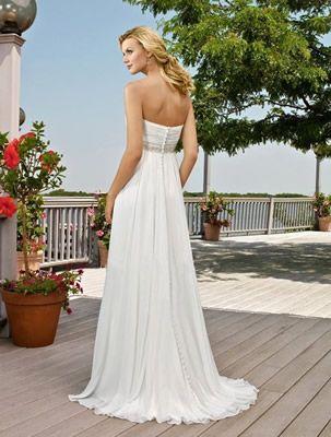 15 best Strand Brautkleider images on Pinterest | Short wedding ...