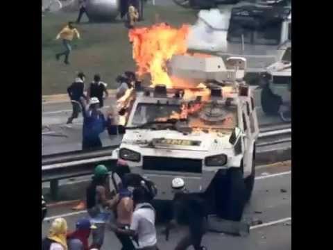 VENEZUELA CUENTA CUESTA EL KIT DE LA VIOLENCIA