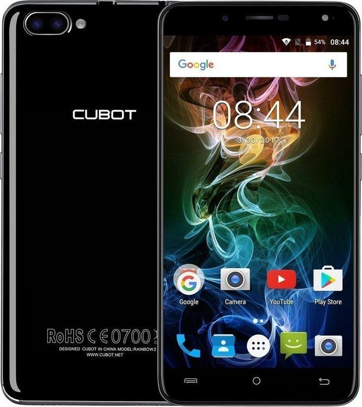 CUBOT RAINBOW 2 SMARTPHONES BLACK - saveit.gr - Εγγύηση επίσημης ελληνικής αντιπροσωπείας  Ελληνική γλώσσα - Ελληνικό μενού Έκδοση Λειτουργικού:Android 7.0 Nougat Επεξεργαστής: Quad-Core 1.3GHzΜνήμη (Ram):1 GB Μέγεθος Οθόνης:5.0 Βασική Κάμερα:Dual 13 Mp + 2 Mp Δευτερεύουσα Κάμερα:5 Mp Ανάλυση Οθόνης:1280 x 720 Τύπος Οθόνης:IPS