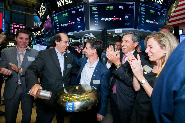 Despegar Hints at Its Latin American Travel Strategy After Successful IPO  CEO Damián Scokin (second from the left) rings the bell for the start of trading for online travel agency Despegar on the New York Stock Exchange on Wednesday. From left to right pictured are CFO Mike Doyle; CEO Damián Scokin; co-founder Roberto Souviron; Chris Taylor of the NYSE; and Ines Lanusse head of investor relations. Despegar  Skift Take: With its IPO on Wednesday Despegar became the world's seventh-largest…