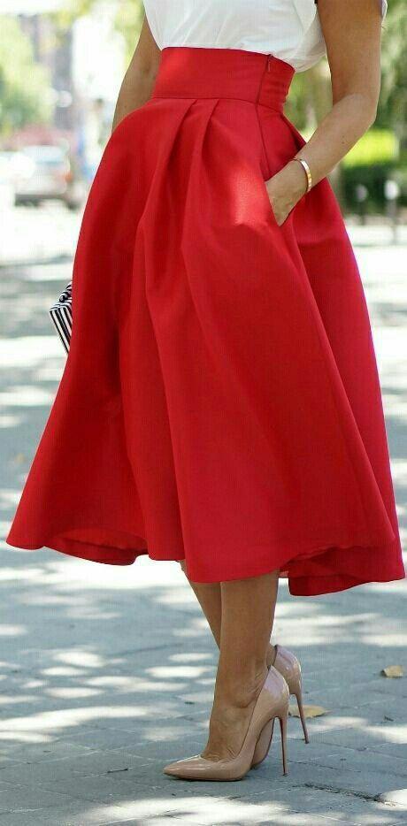 Roja larga