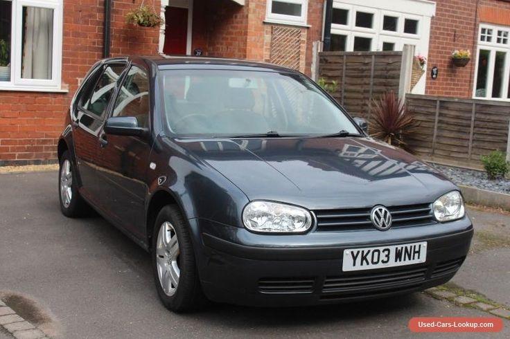 Volkswagen Golf 1.6 Automatic - 12 months MOT #vwvolkswagen #golf #forsale #unitedkingdom
