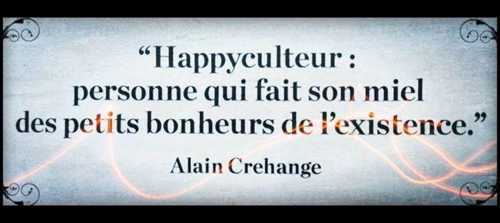 Alain Crehange.