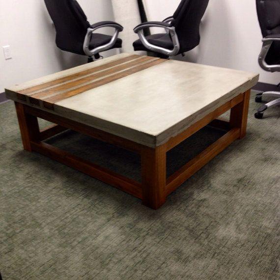 25 beste idee n over table basse beton op pinterest le cosy basse beton en guirlande - Ampm tafel ...