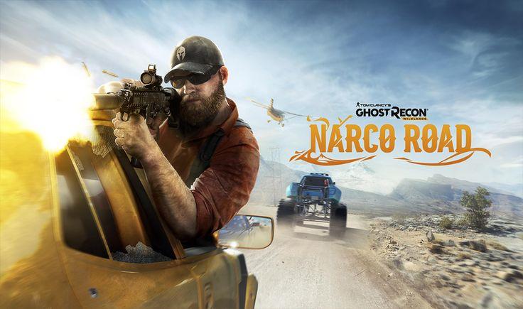 Ghost Recon Wildlands DLC Narco Road