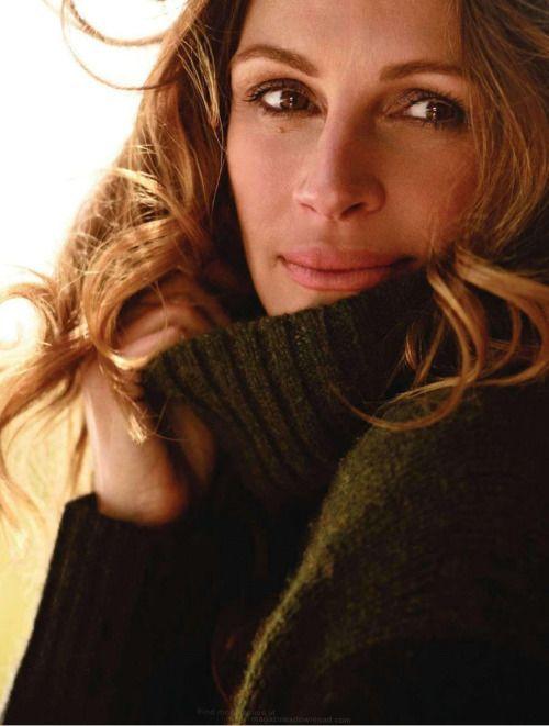 Julia Roberts by Annie Leibovitz