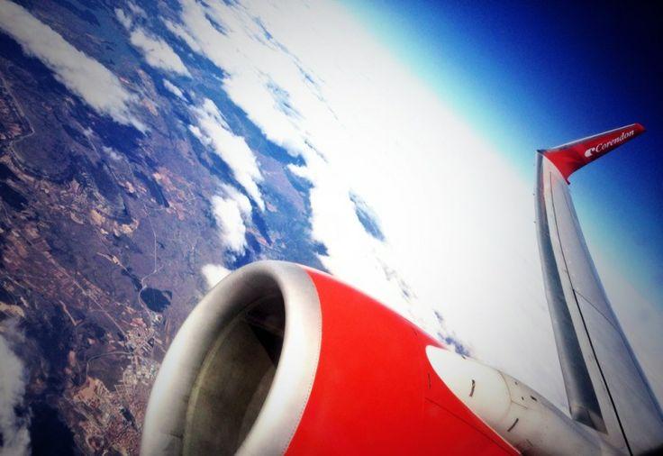 Vliegtuig Corendon Dutch Airlines