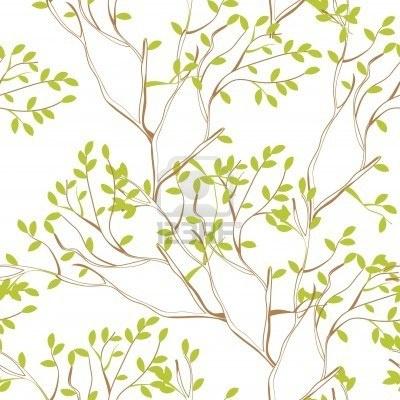 Papel tapiz transparente con ramas de rboles y follaje - Ramas de arboles ...