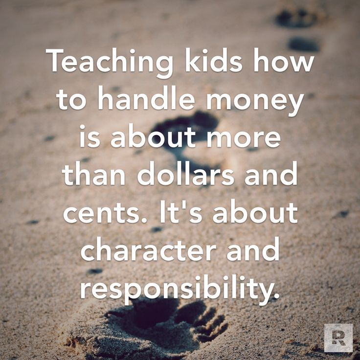 For ways to raise responsible children check out Dave and @Rachel Cruze's new book!