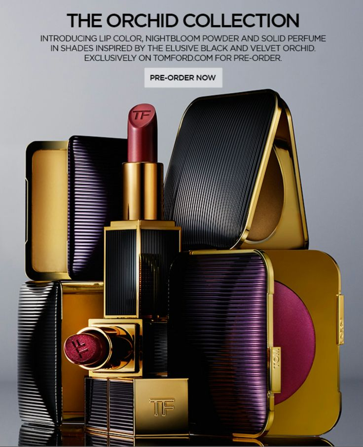 Tom Ford The Orchid Collection