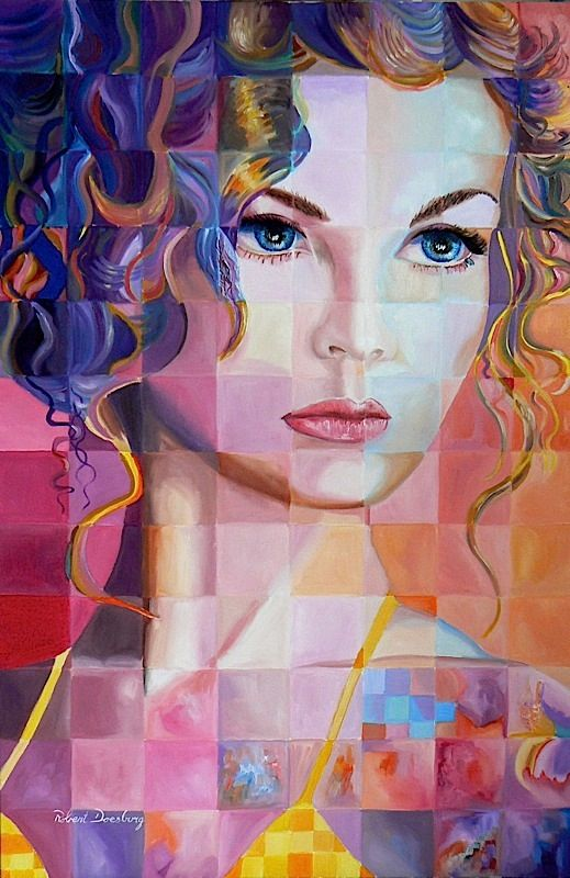 Robert Doesburg #Art #Painting