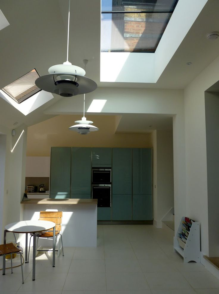 Fixed multipart Flushglaze #skylight - A fixed glazing system comprising of painted aluminium extrusion and a double glaze unit. Available in either single or multipart format.