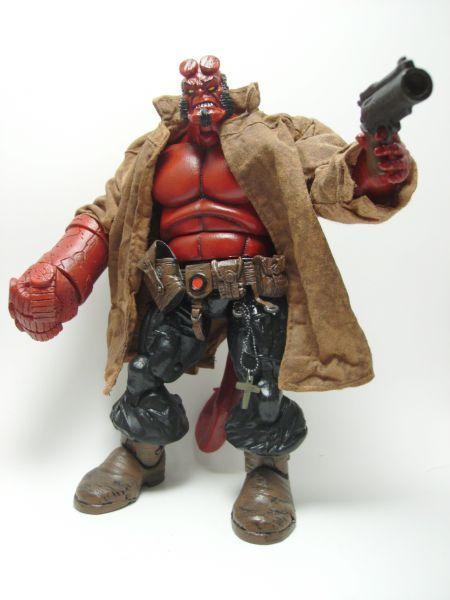 Hellboy (Marvel Legends) Custom Action Figure