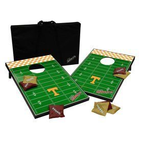 Wild Sports Tennessee Volunteers Outdoor Corn Hole Party Game 5Cfb-D-T