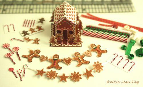 Gingerbread House  eBay