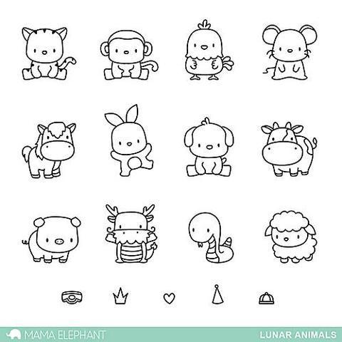 Best 25 Animal Doodles Ideas On Pinterest
