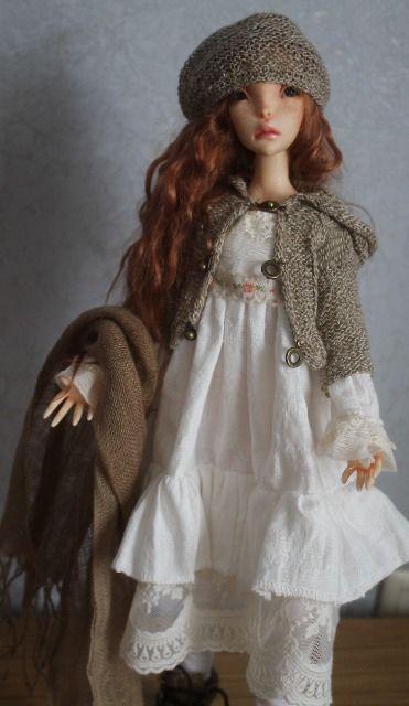 комплект в стиле бохо / Одежда для кукол / Шопик. Продать купить куклу / Бэйбики. Куклы фото. Одежда для кукол