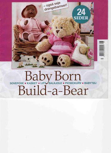 Baby Born & Build-a-Bear 1 - Mariann Vendelbo Borregaard - Веб-альбомы Picasa