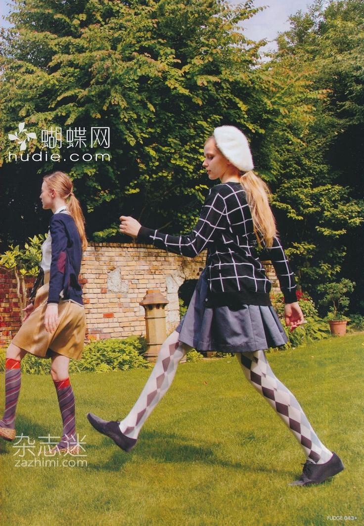 fudge 12年9月号免费在线看 - 杂志迷 zazhimi.com