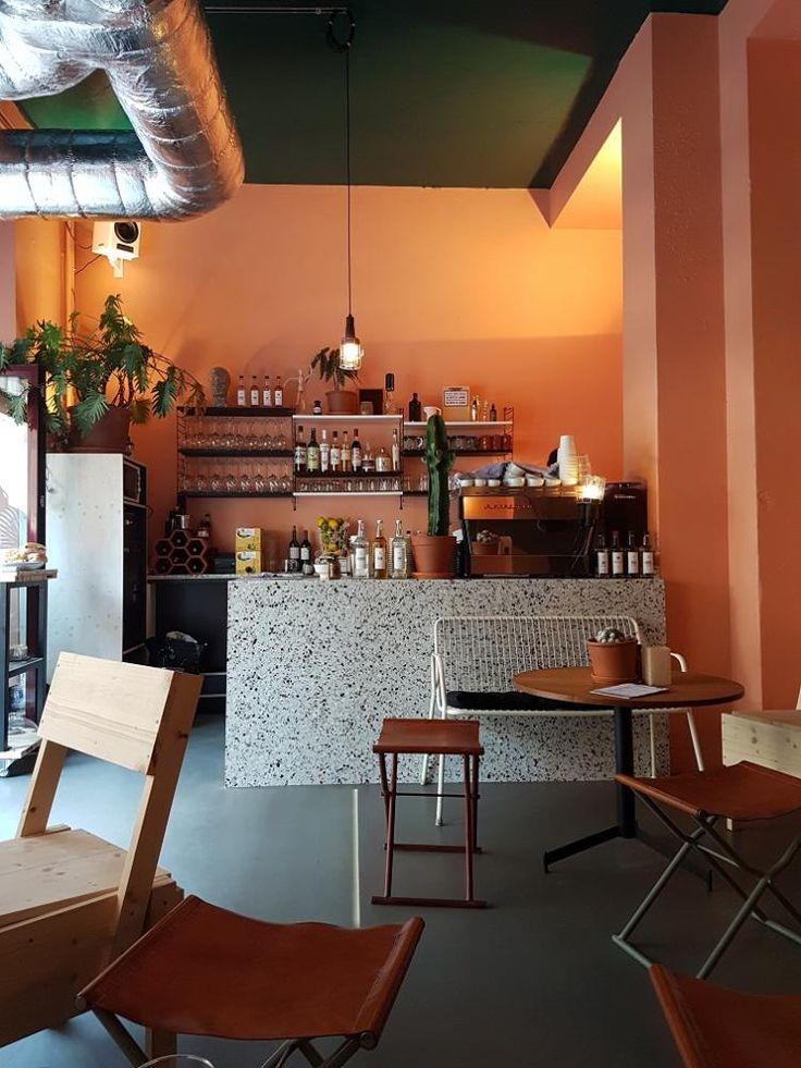 NEU in der Stadt: Acid Café-Bar in Zürich