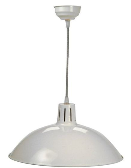 Battersea Pendant Light Clay - £60.00 - Hicks and Hicks