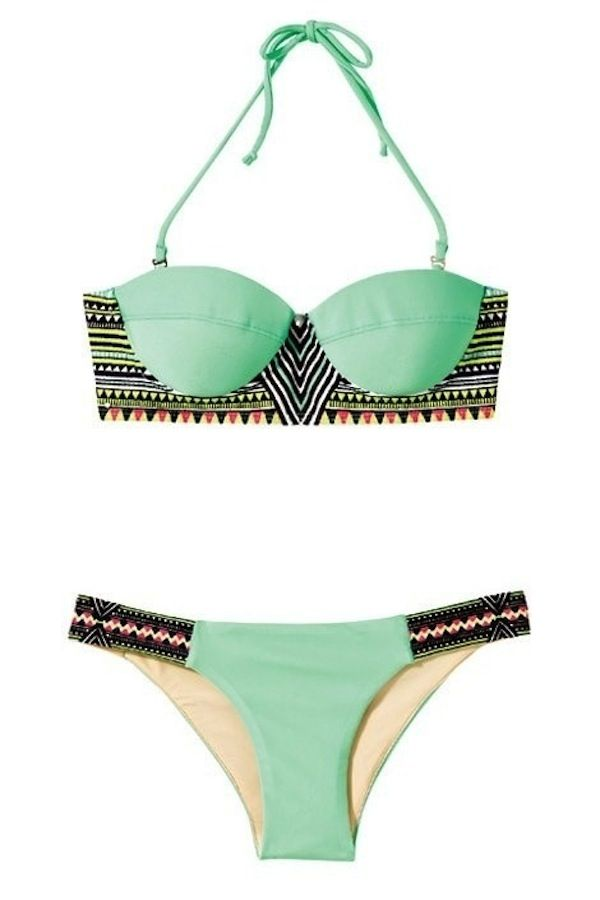 Whitney Port - Summer Swimwear  | am I actually digging on a Whitney Port design? ...feels so odd.