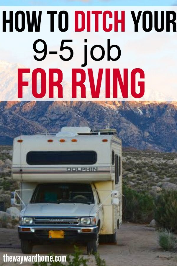 e8fa7f6e46fa28 Check out this couple who ditched the 9-5 life to live in a cheap RV. Now