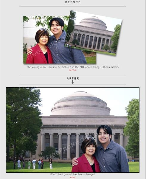 how to change background photo on facebook