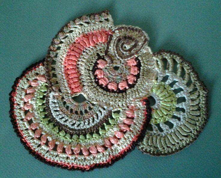44 best Freestyle Crochet Instruction, Ideas, Inspiration images on ...