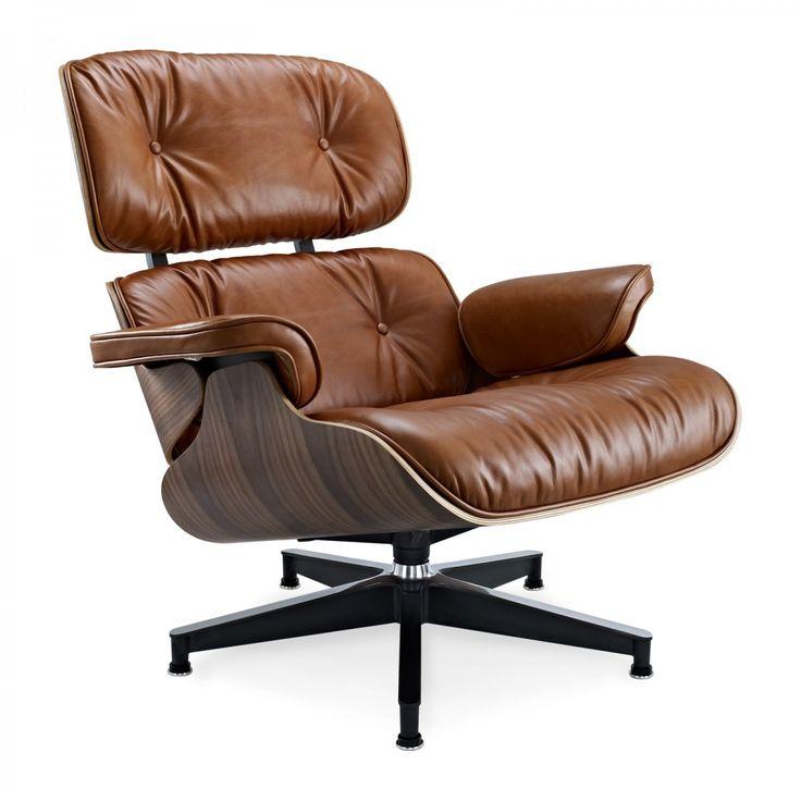 Lounge Chair - Stoel Eames | Design Stoelen | VOGA