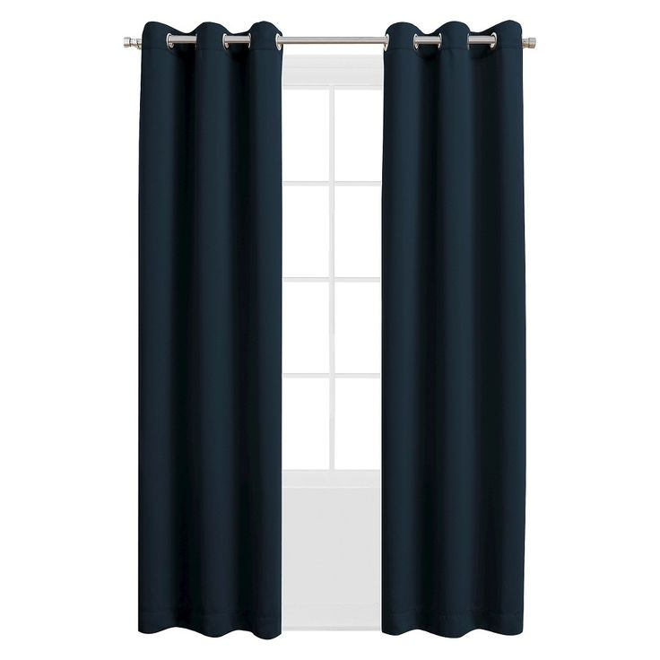 ... | Cellular Shades, Room Darkening Curtains and Double Curtains