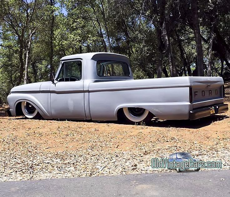 Awesome Old Ford Trucks