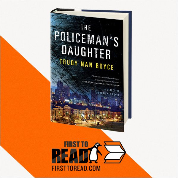 Sign up on First to Read for a chance to read THE POLICEMAN'S DAUGHTER before it releases!