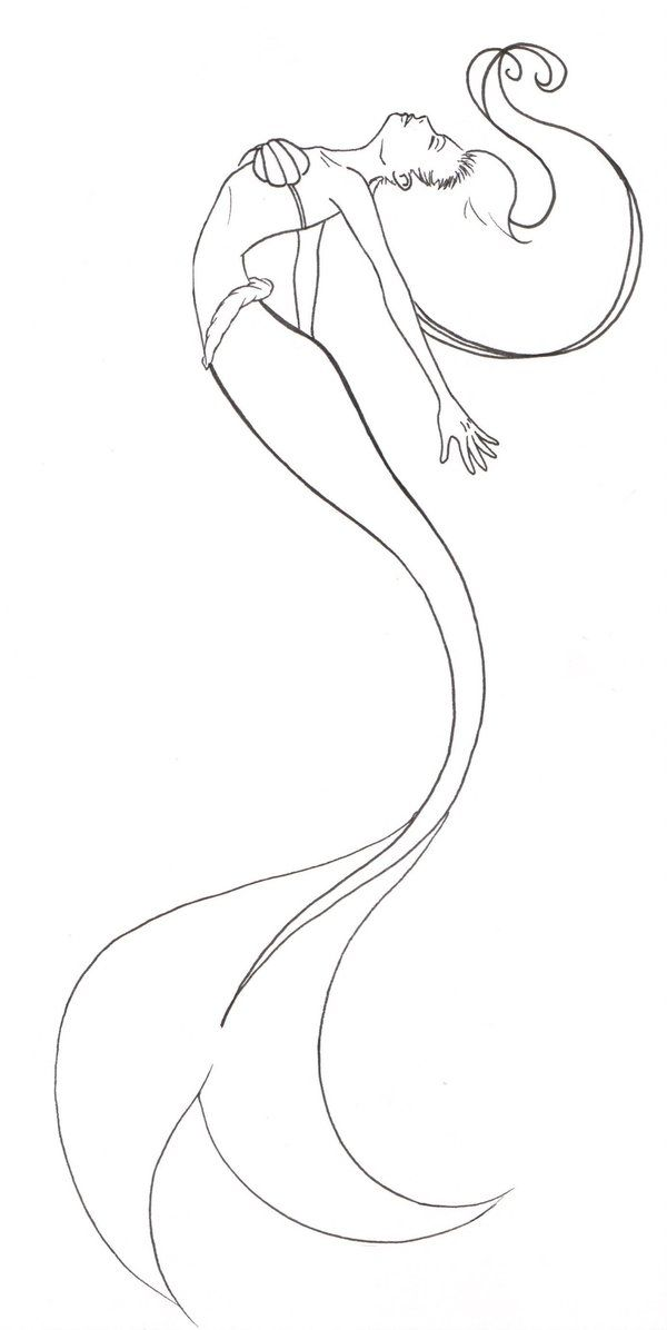 Little Mermaid - Free by ~TheRaineDrop on deviantART sirena