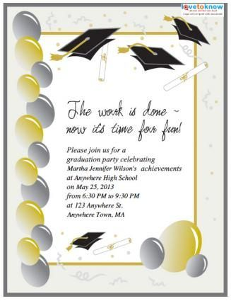 Free Printable Graduation Announcement Templates - http://www.valery-novoselsky.org/free-printable-graduation-announcement-templates-2204.html