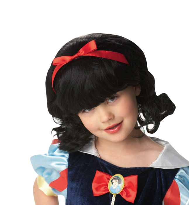 Perruque Blanche-Neige™ fille 11.99 €