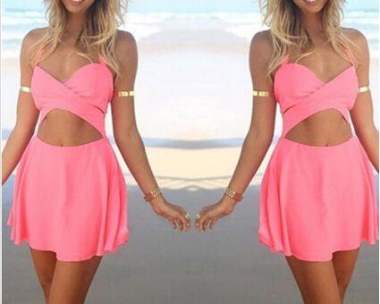 Vestido Summer Fuscia