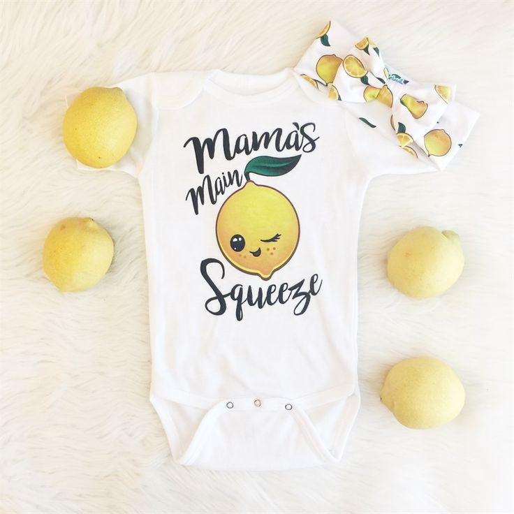 Lemon Cake Smash Outfit