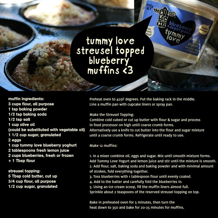 cor blimey, now these are the business! you'll have the most popular house in the street with the delicious smells of tummy love streusel topped blueberry muffins coming from the oven #nobull #tummylove #muffins