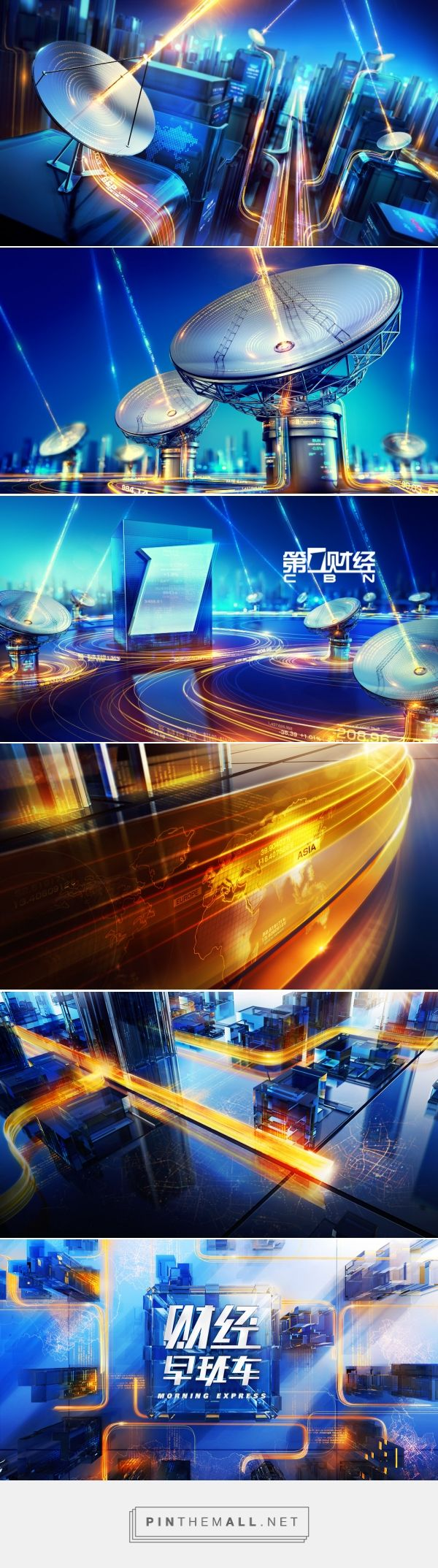 CBN: Styleframes on Behance... - a grouped images picture - Pin Them All