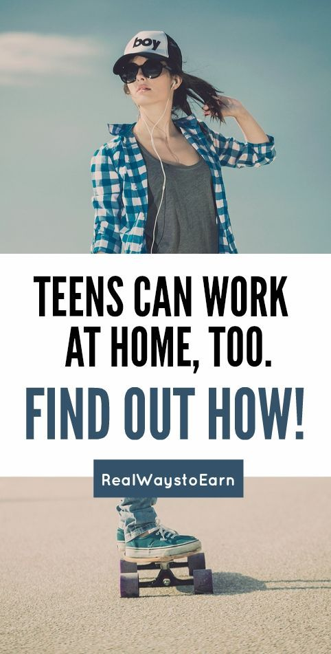 Did you know there are ways for teens to work from home and earn extra money online? This post has a list of 20 interesting ideas you can take action on today.