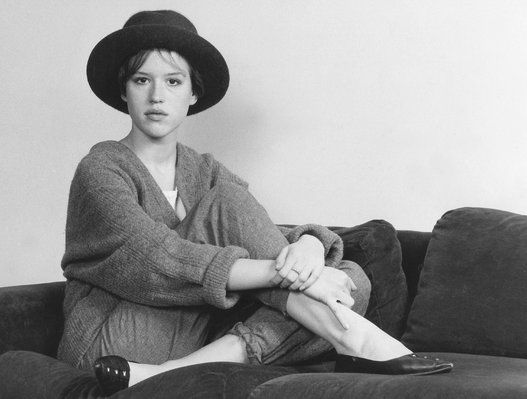 Molly Ringwald 80s Style