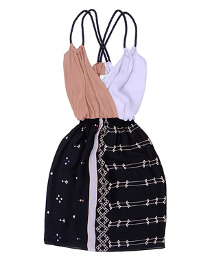 Eskell Josette Dress: love this stand out dress