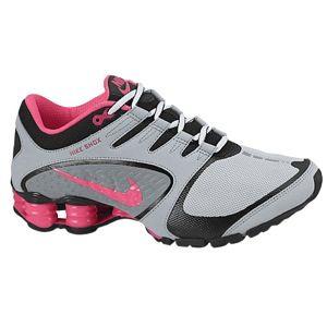 Nike Shox Vaeda - Women's - Wolf Grey/Vivid Pink/Black