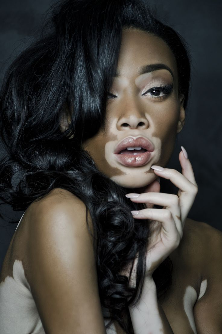 graphicsmetropolis:  Portrait of Chantelle Winnie Brown by Irvin Rivera / www.graphicsmetropolis.com Make-up: Rebekah AladdinHair: Matilde CamposStyling: Brandon Niquolas & Art Hunter