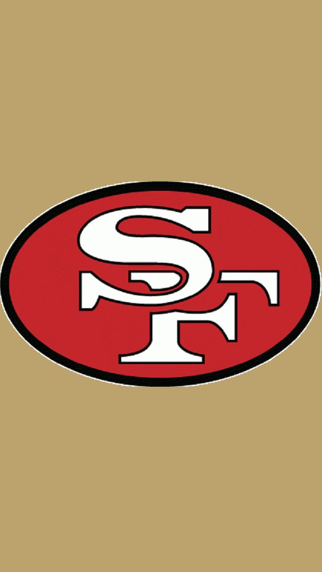 754 best 49ers stuff images on pinterest san francisco - 49ers wallpaper iphone 5 ...