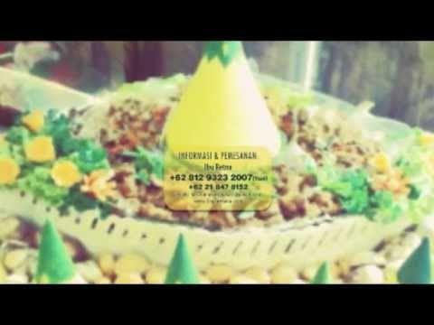 081293232007 (Tsel)   Jual Nasi Kuning , Nasi Tumpeng Hias , Pesan Tumpeng Jakarta - YouTube