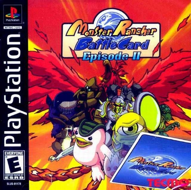 Monster Rancher Battlecard Episode II